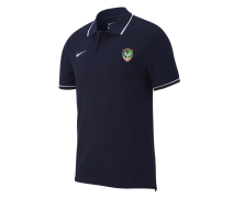 Nike TM Club19 SS Polo T-shirt  Erkek Polo T-Shirt (Lacivert)